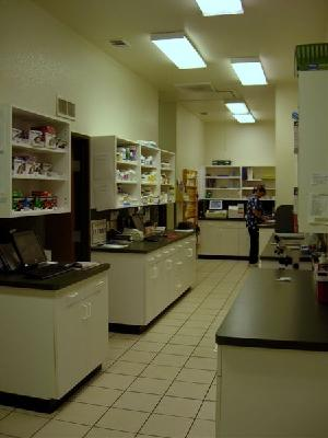 North Colony Animal Clinic - Our Pharmacy and Laboratory